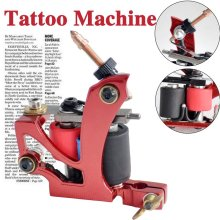 High Quality for Fk Iron Tattoo Machine Cheap 8 coils tattoo machine export to Qatar Manufacturers