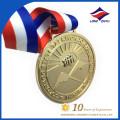 Moda y venta caliente de colorado medalla de taekwondo américa colorado