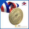 Fashion and hot selling custom colorado america taekwondo medal