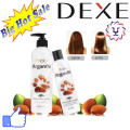hot sale top Dexe / argan oil shampoo to restore gloss of hair /for women and men