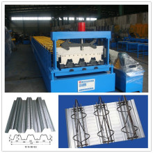 Lantai Decking Sheet Roll Forming Machine