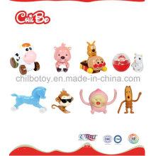 Jouets cadeaux en plastique bébé pour jouets promotionnels (CB-PM016-S)