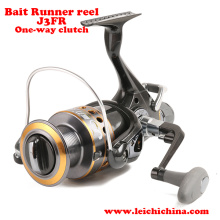 Novo estilo J3fr Fishing Reels Bait Runner Carp Fishing Reel