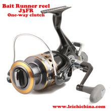 Новый стиль J3fr рыболовные катушки Bait Runner Carp Fishing Reel