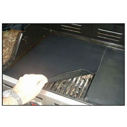 PREMIUM REUSABLE NONSTICK BBQ LINER