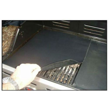 Liner simple barbecue propre et Durable