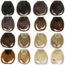 Large stock 100% remy human hair bang for sale