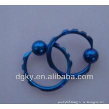 New Design Fashion Deongaree Ball Closure Ring