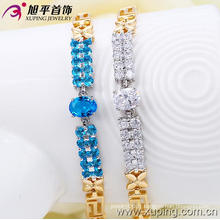 Xuping Multicolor Color Fashion Bracelet (73634)