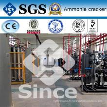 Équipement automatique de fabrication d'hydrogène (ANH)