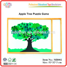 Montessori Apple Tree juego