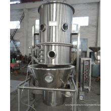 Secador de granulación del mezclador de ebullición de la serie 2017 FL, máquina de la correa transportadora de los SS, secador de la niebla de la cigüeña vertical