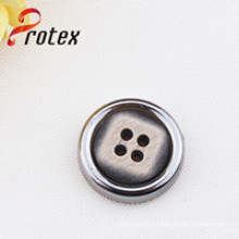 2.5cm Plastic Coat Button for Garment Accessories