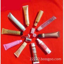 D16mm lip gloss tube, small plastic tube, small soft tube