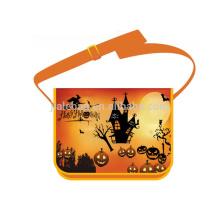 Популярные подгонянные дизайн счастливый Хэллоуин подарок сумка