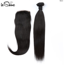 Best Wholesale Virgin Hair Vendors, Brazilian Raw Virgin Unprocessed Human Hair With lace frontal closure