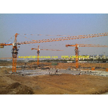 China Tower Crane QTZ63F 5810 WITH 6T loading capacity