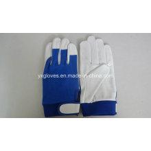 Перчатки из козьей кожи - промышленные перчатки - рабочие перчатки - перчатки из перчатки для безопасности
