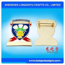 Значок мягкой эмали (LZY-PIN 0058)