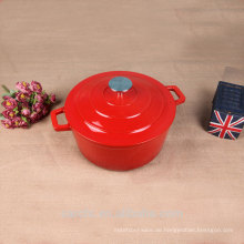 Gusseisen-Emaille French Casserole Pot