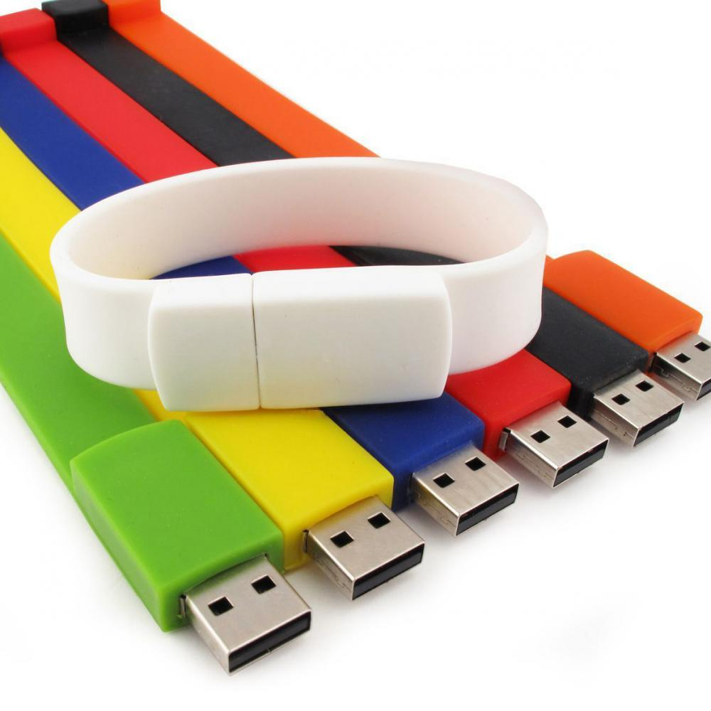Silicon USB Wristband