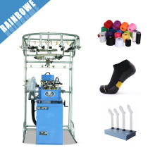 2017 good quality sock knitting machines for home use manufacturing of hosiery