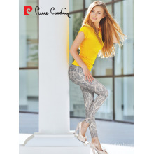 PIERRE CARINO WOMEN PANTS LEGGINGS