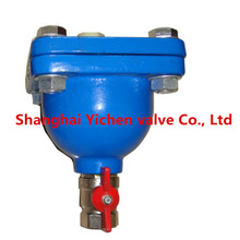 Ductile Iron Jkr Awwa Thread Single Orifice Air Release Valve