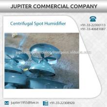 Humidificateur à point centrifuge spécialement conçu à partir d'un fournisseur certifié