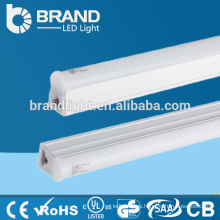 Alto Brillo CRI> 80 No Filcker 18W T5 Luz diurna Tubo LED T5 LED Tubo con fijación