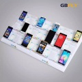 Acrylic Table Stand Holder for Mobile Phone