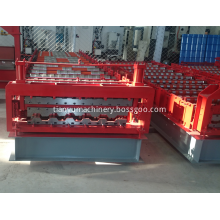 2014 Hot selling double panel coil making machine
