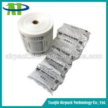 Película de almohada inflable del amortiguador de aire de la almohadilla del aire del embalaje protector