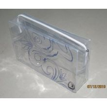 clear cosmetic bag,pvc cosmetic bag