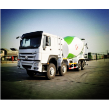 6x4 ZZ1257N3841W 12CBM HOWO Mixer / HOWO mischwagen / HOWO betonmischer / HOWO mixer transit lkw