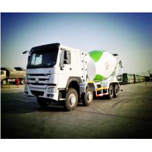 O caminhão do misturador de 6x4 ZZ1257N3841W 12CBM HOWO / HOWO transporta / HOWO o caminhão do misturador concreto / HOWO o caminhão do trânsito do misturador