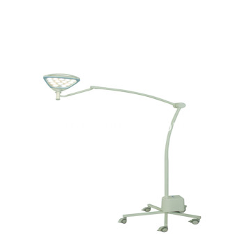 Lampe led mobile adapté hôpital chirurgical