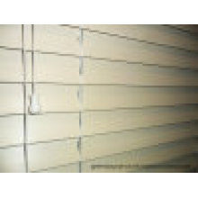 "2 ""Faux Wood Venetian Blind (cortinas de ventana de PVC)"
