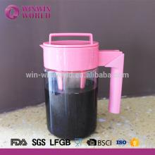 Fabricante de Cafetera Iced Free BPA de 1.3 litros con mango