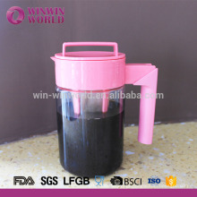 Fabricante de 1.3 Litros BPA Free Iced Coffee Maker Com Alça