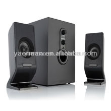 2.1 computer speakers,2.1 computer multimedia speaker with remote