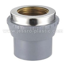 ASTM SCH80-FEMALE COUPLING(COPPER )