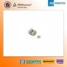 D6 * 0.5mm N42 Imán de neodimio