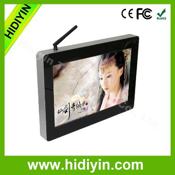 """13.3""""bus wifi lcd digital outdoor advertising player"""