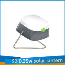 New Design S2 Solar Light Lantern 0.35W for Sale