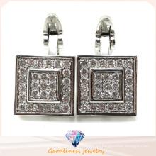Joyería de plata elegante de la plata de la mancuerna 925 para los hombres A11c002