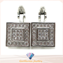 Elegant 925 Silver Cufflink Silver Jewelry for Men A11c002