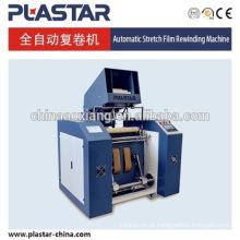 Máquina de rebobinamento de filme plástico PE fornecedor profissional de fábrica