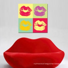Hot Lips Pop Art Fashion Designers