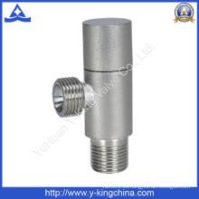 Válvula de ángulo redondo de latón forjado (YD-5024)